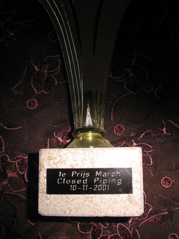 March 1e prijs