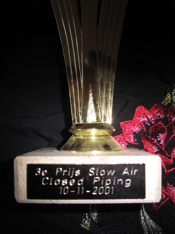 Slow Air 3e prijs