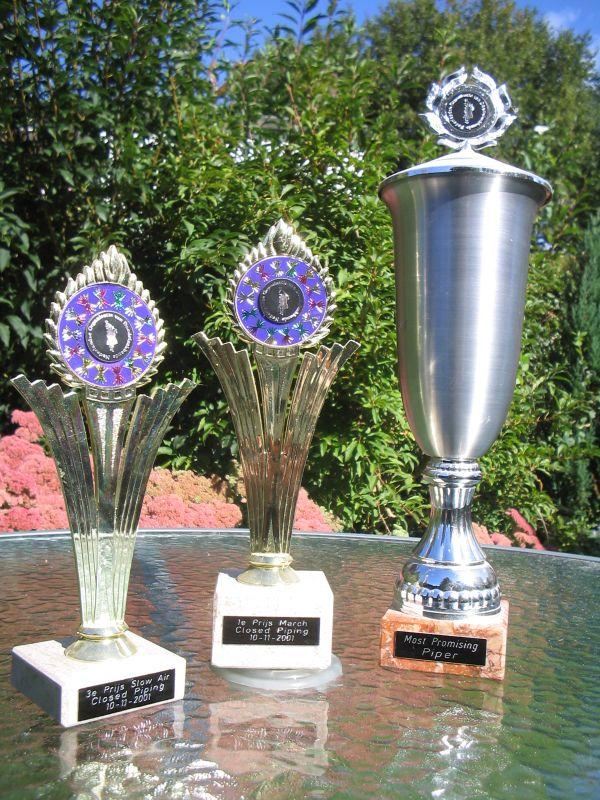 Prijzen November 2001